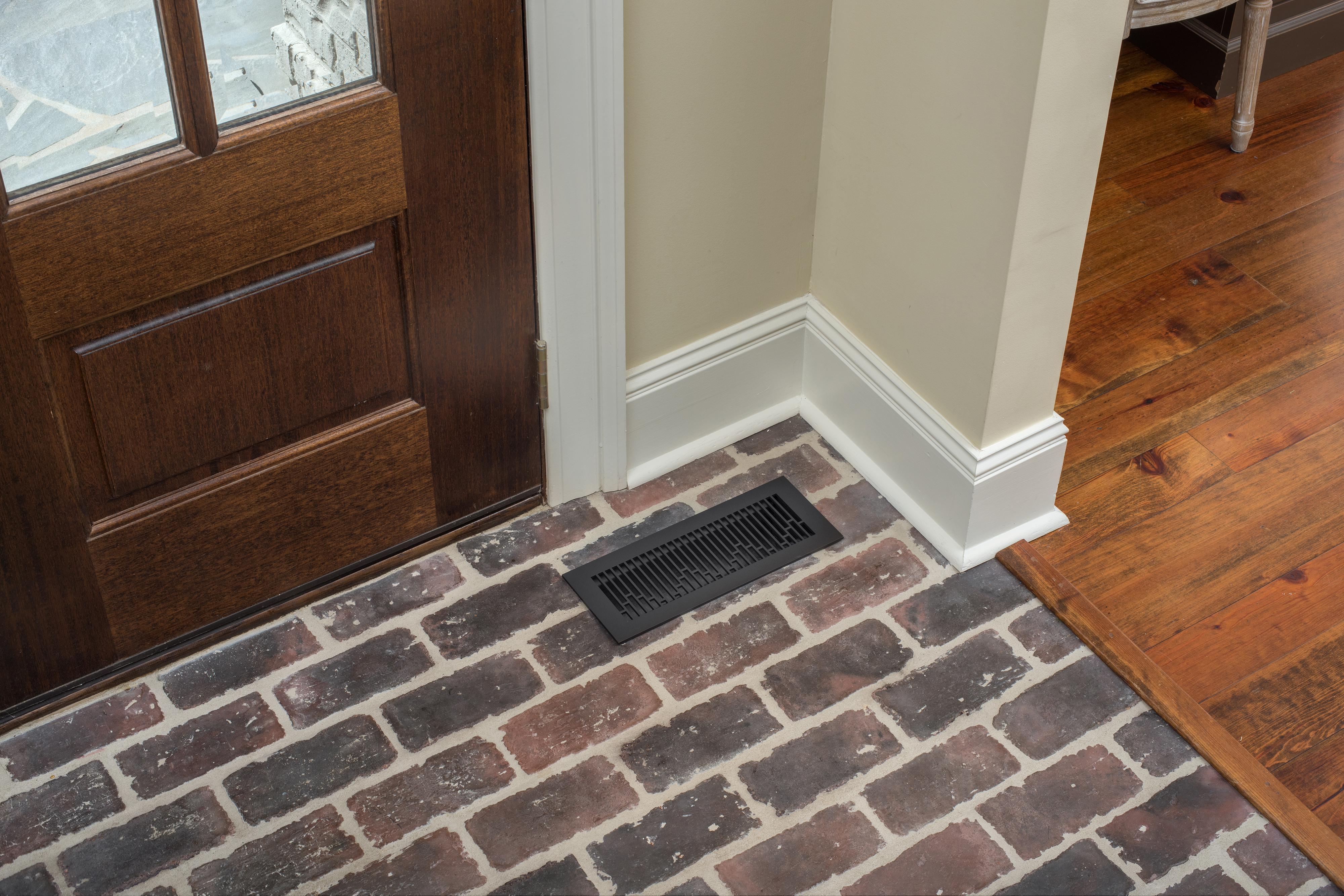 Different Grille Installation and Grille Options for Your Old Home