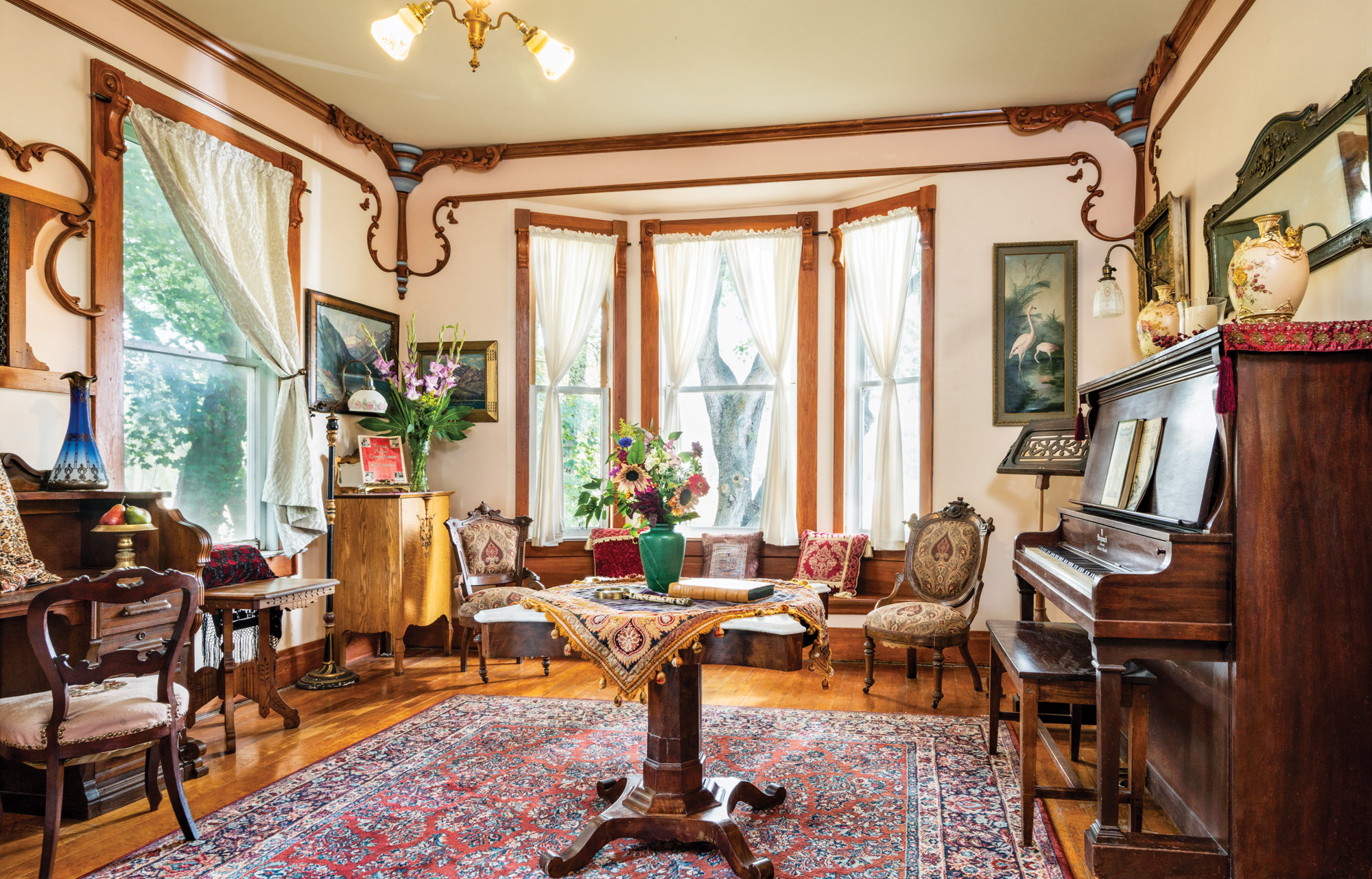 A Victorian Homestead