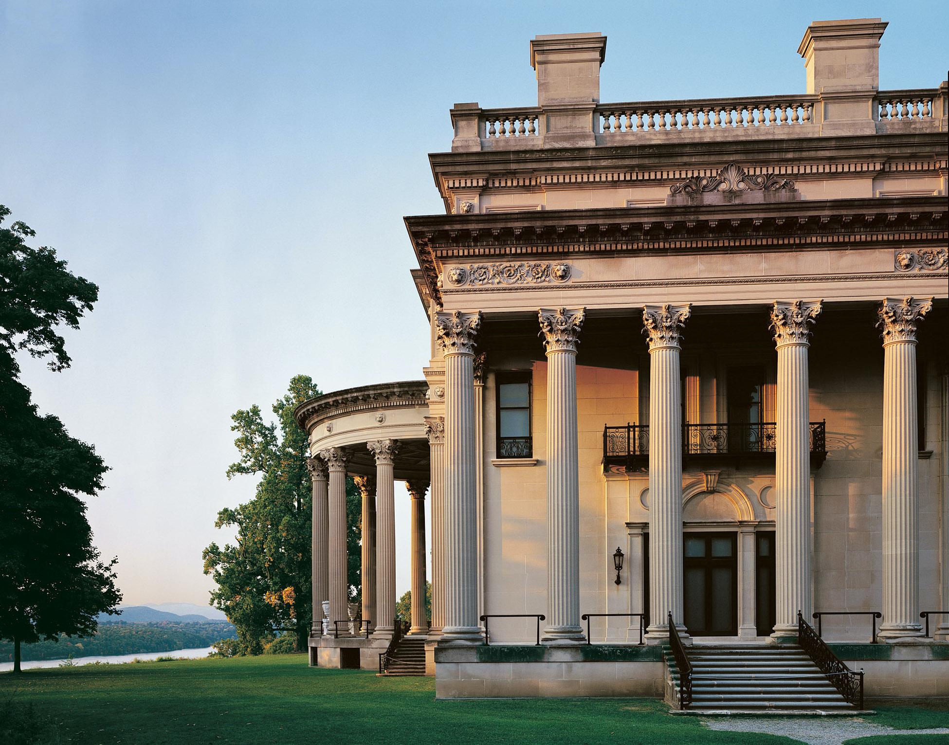 The Vanderbilt Mansion, McKim Mead & White.