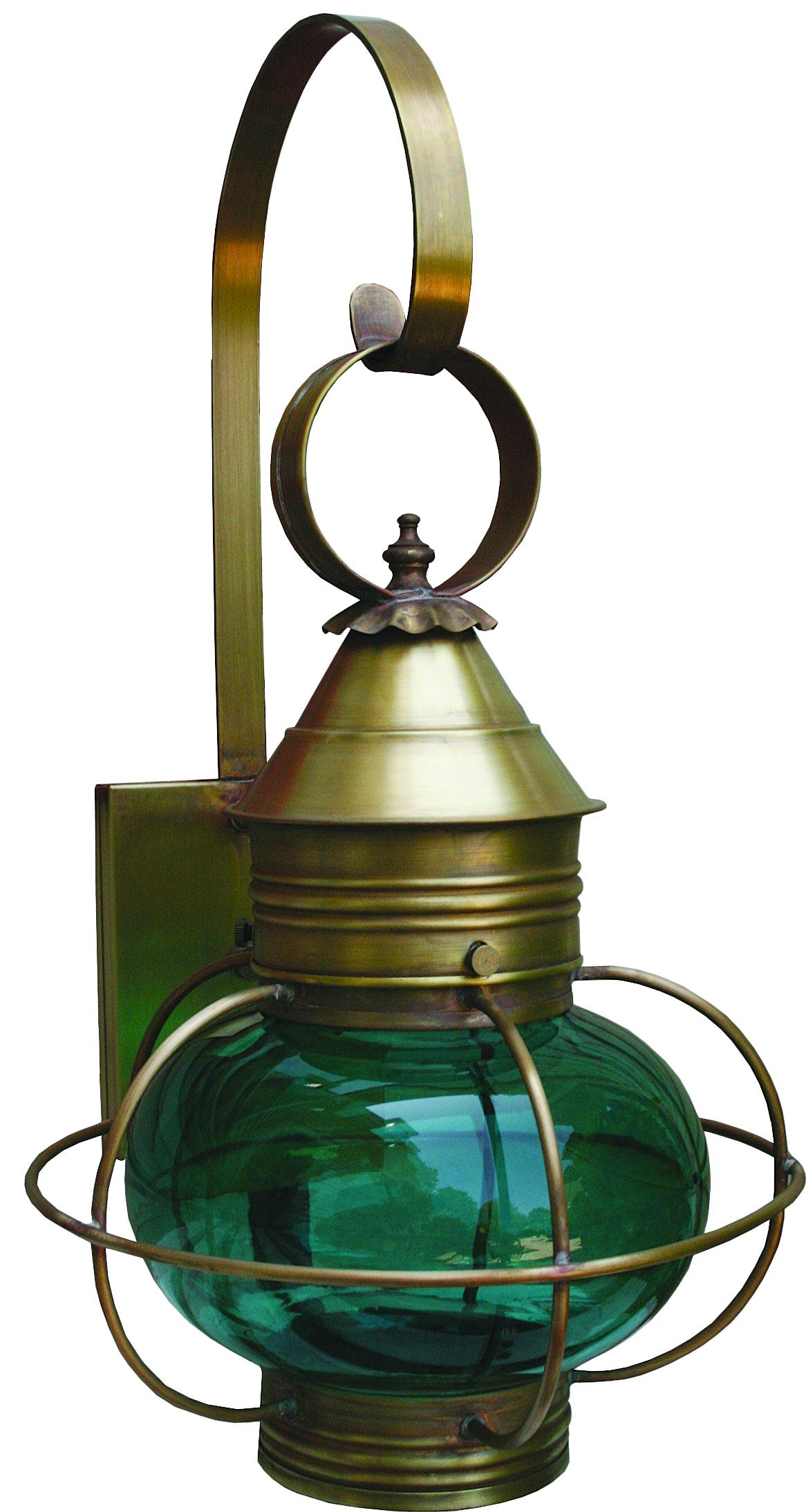 Vintage Onion Lanterns Old House Journal Magazine