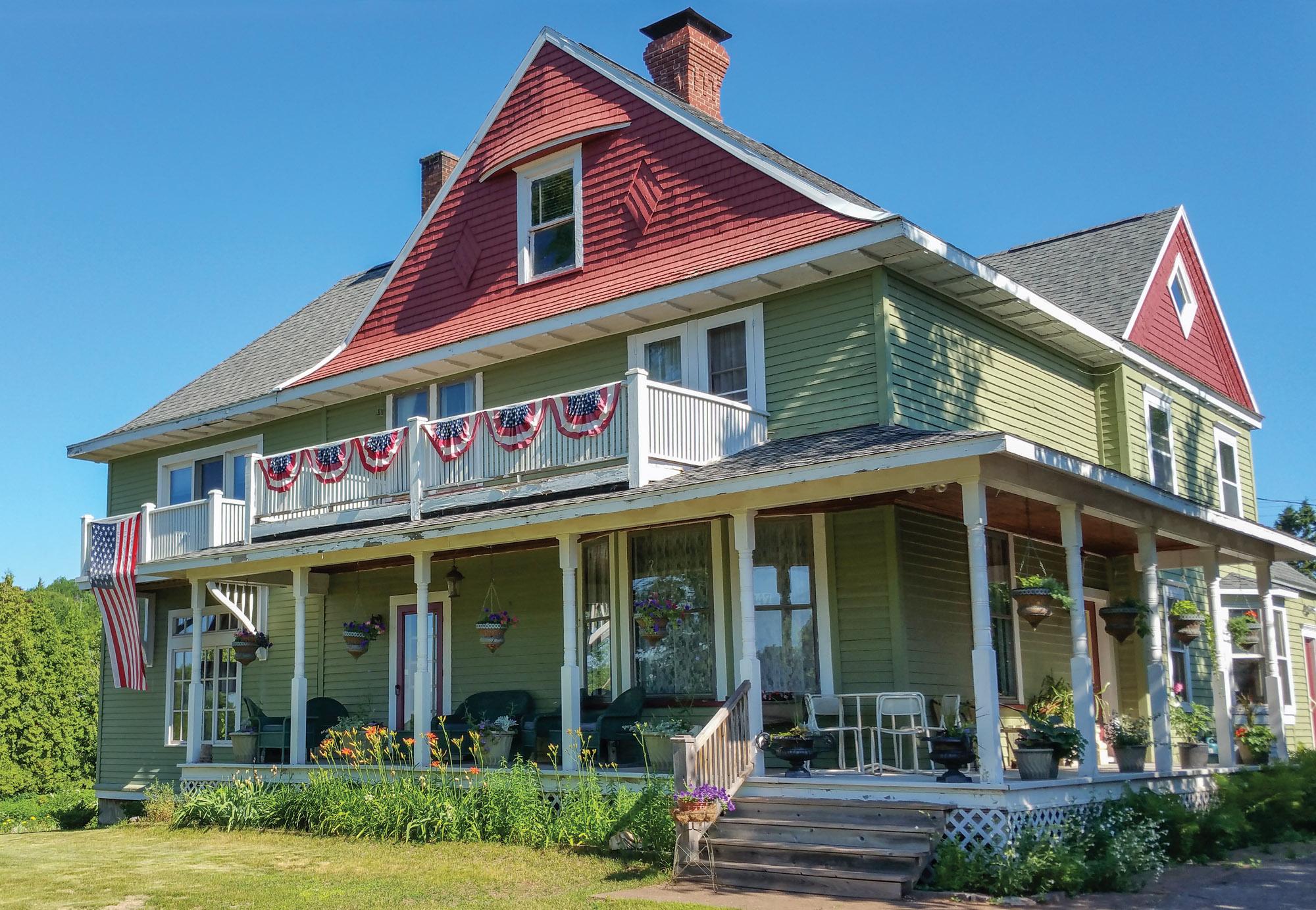 Restoring a Shingle Style House