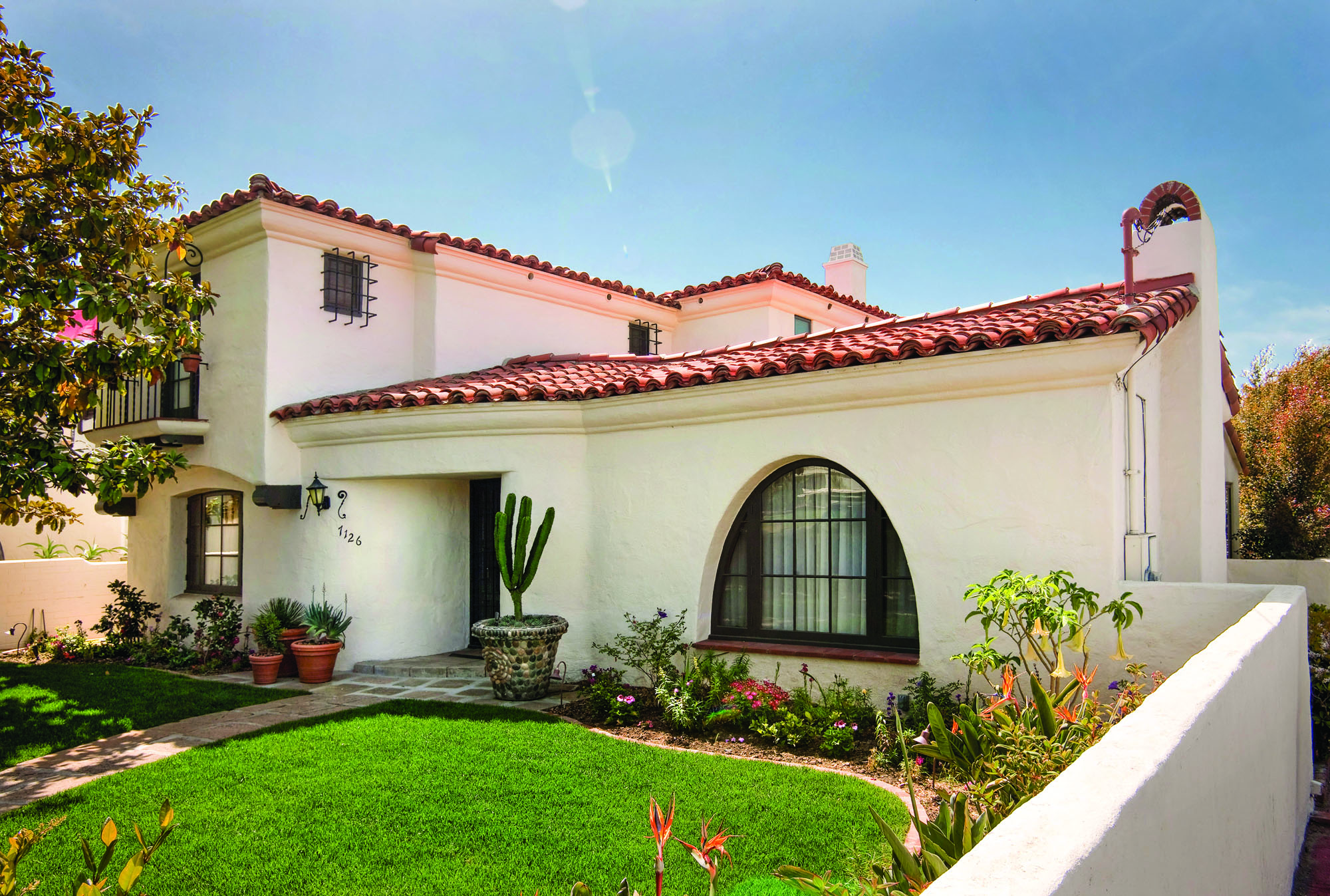 Staying True to a 1929 Spanish Colonial