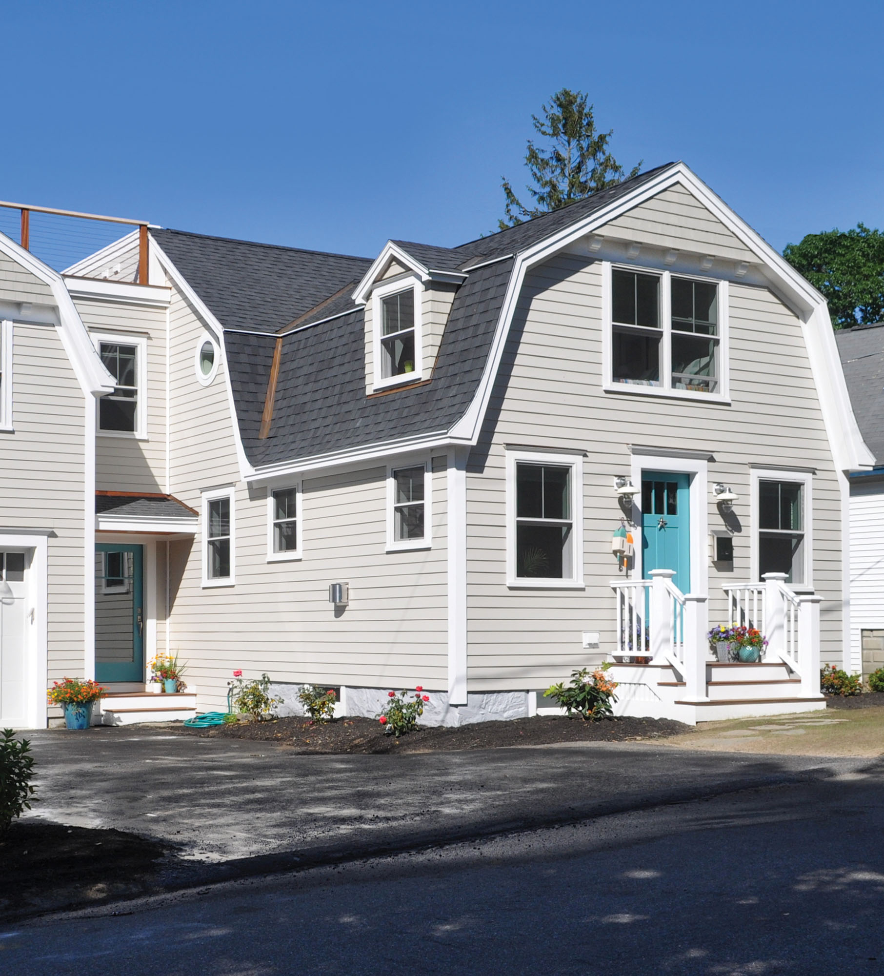 1906 renovated gambrel
