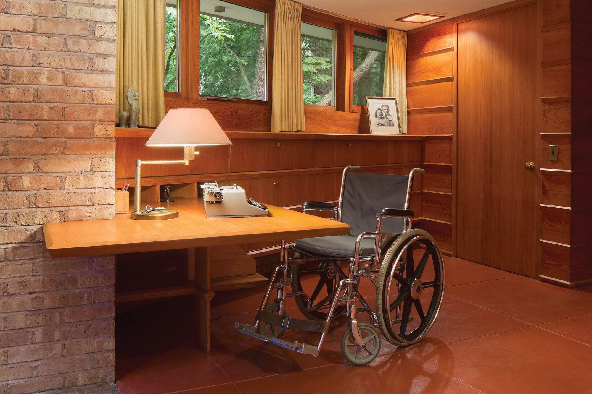 Laurent House, Universal Design