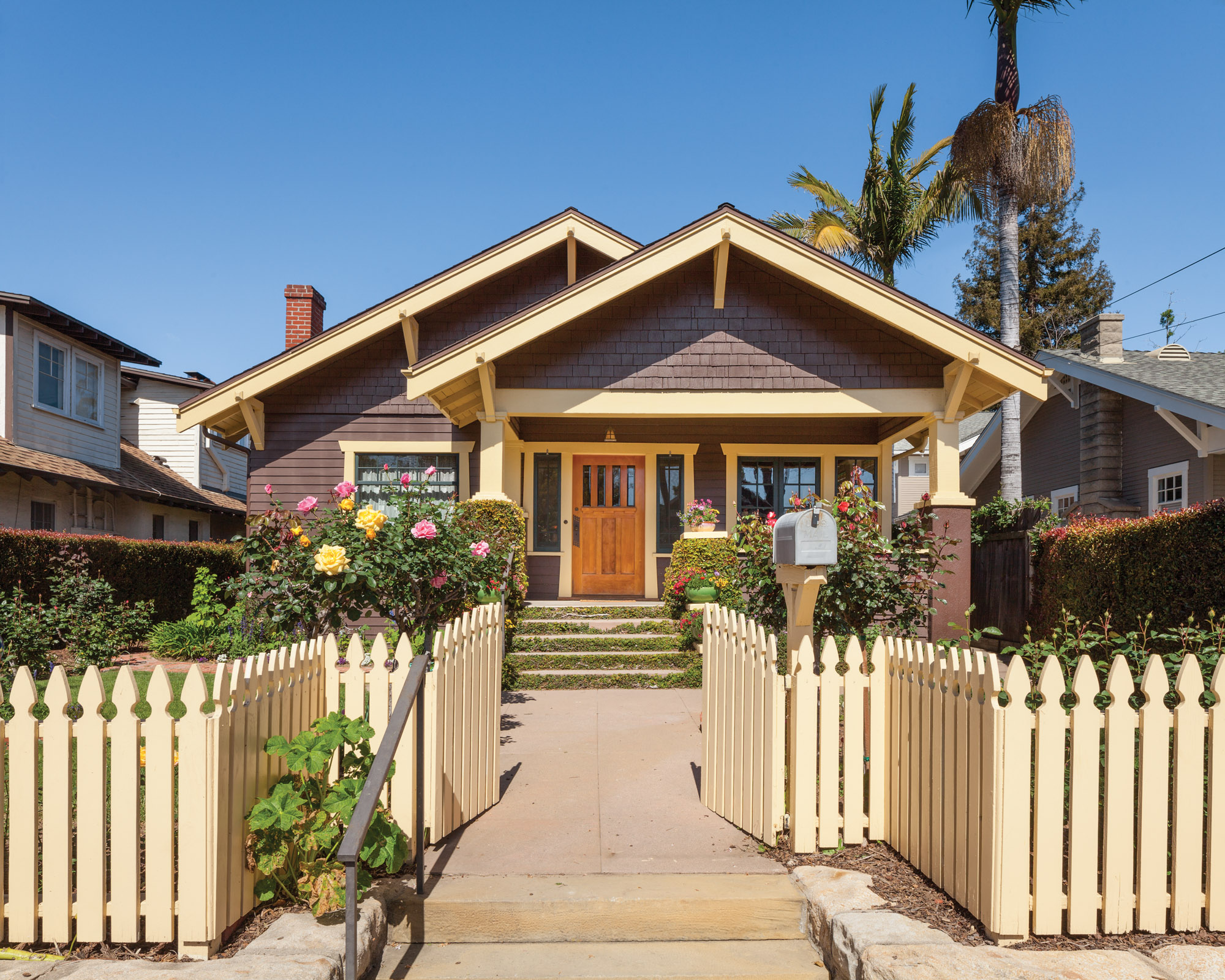 A Beautiful 1912 Bungalow Restoration Old House Journal