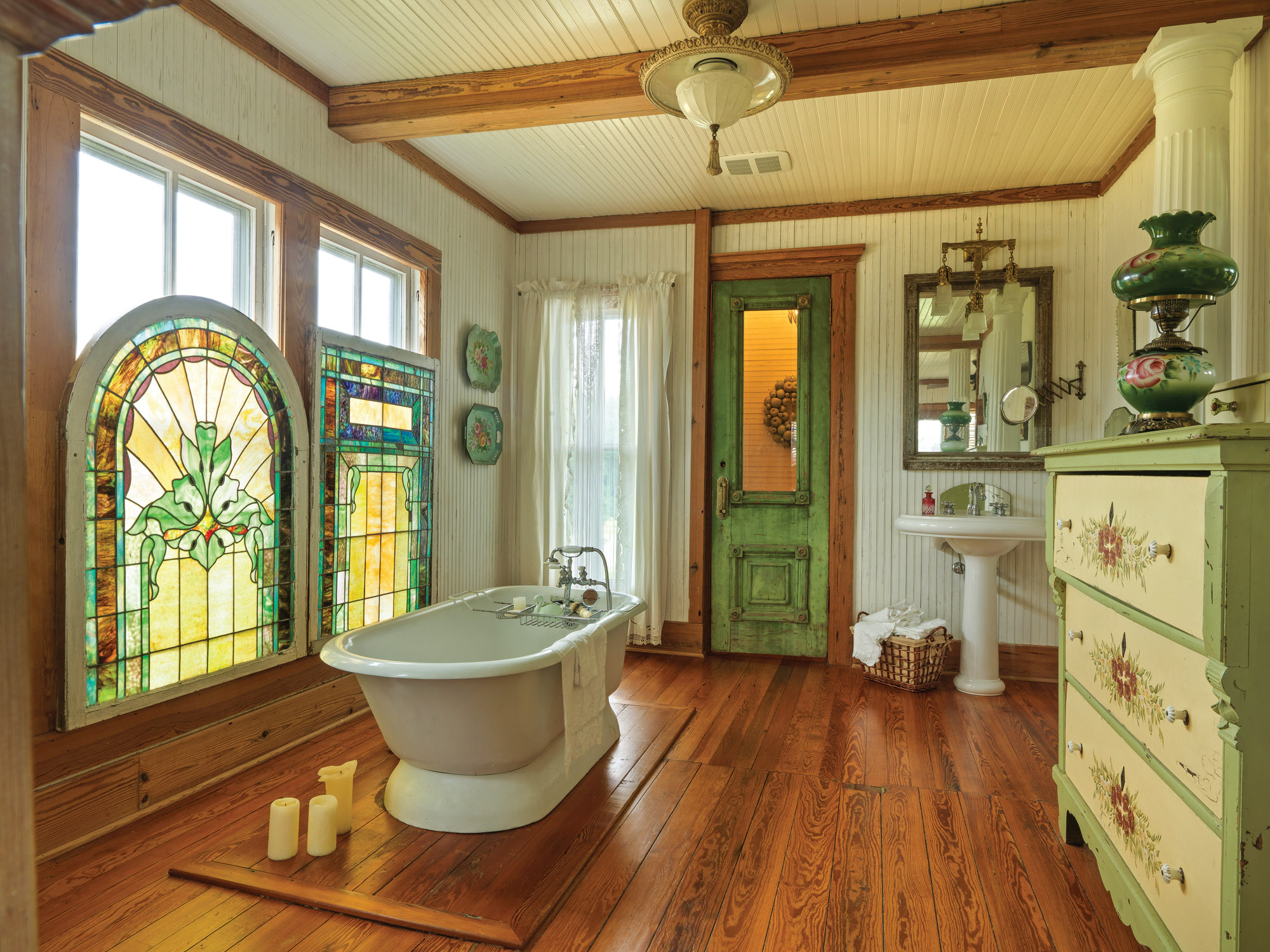 victorian cottage spa