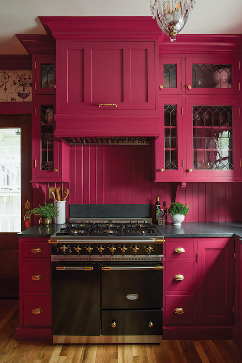 Benjamin Moore's Chinaberry is color #1351