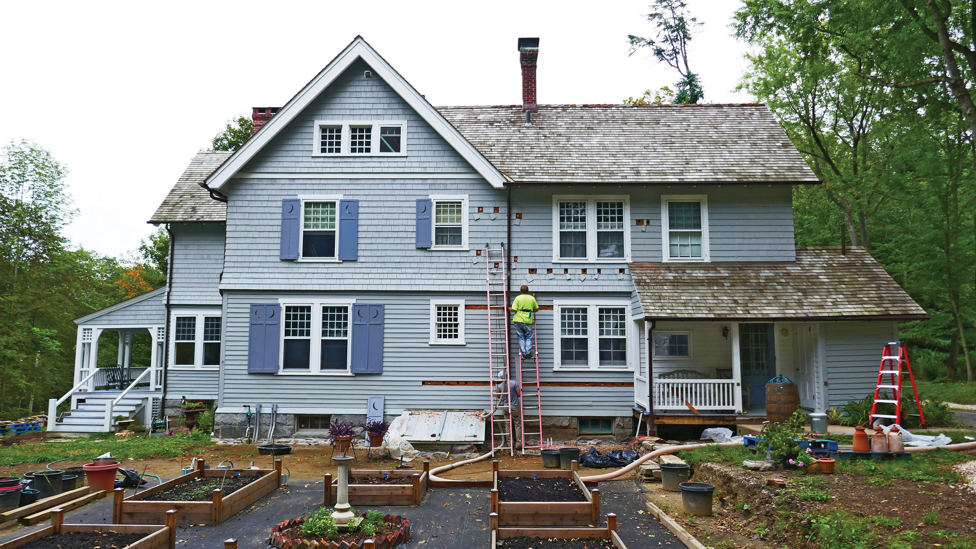Old-House Restoration Learning Curve - Old House Journal Magazine