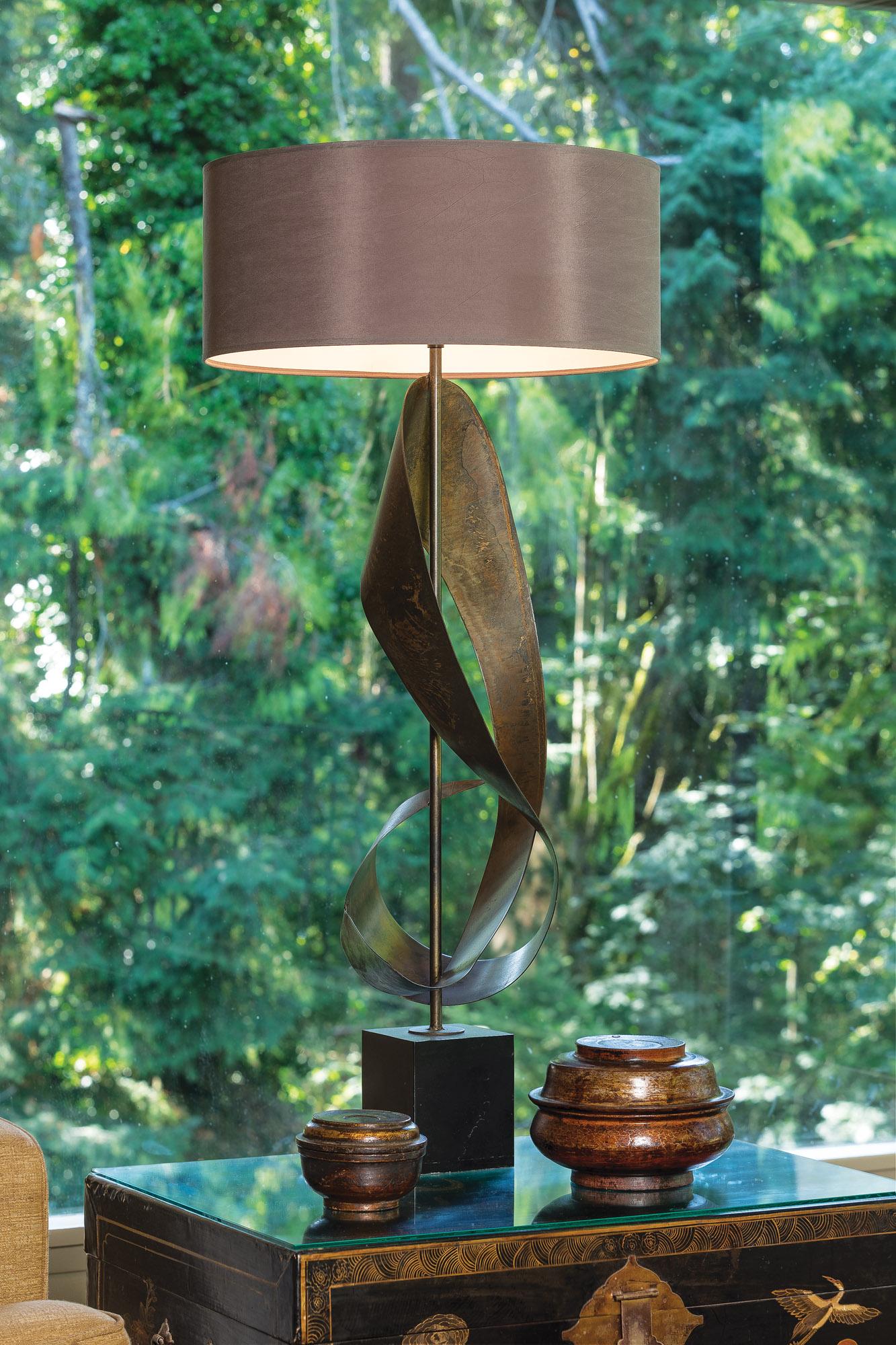 Harry Balmer lamp