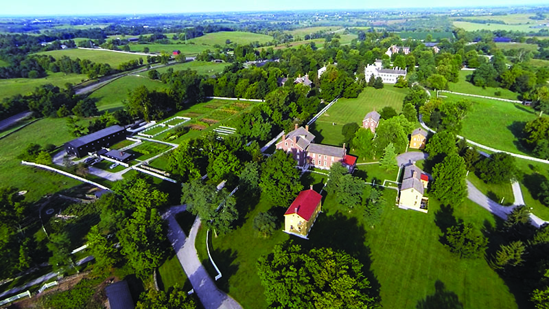 1 ShakerVillage-Aerial_gn