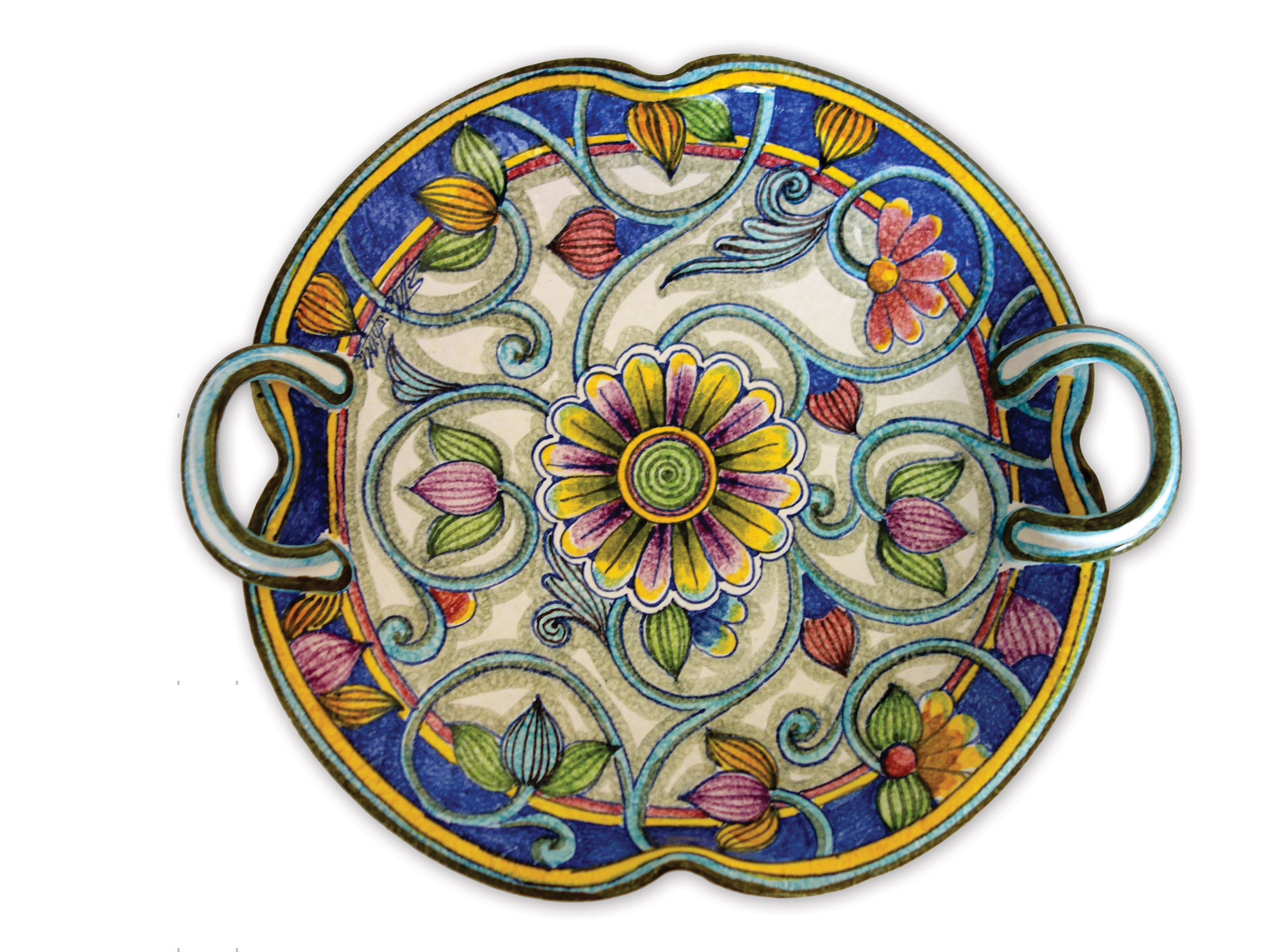 Italian pottery by Tuscan Designs