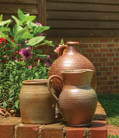 salt-glazed stoneware