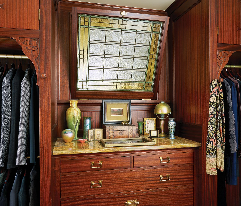 Closet Room, David Heide Design Studio