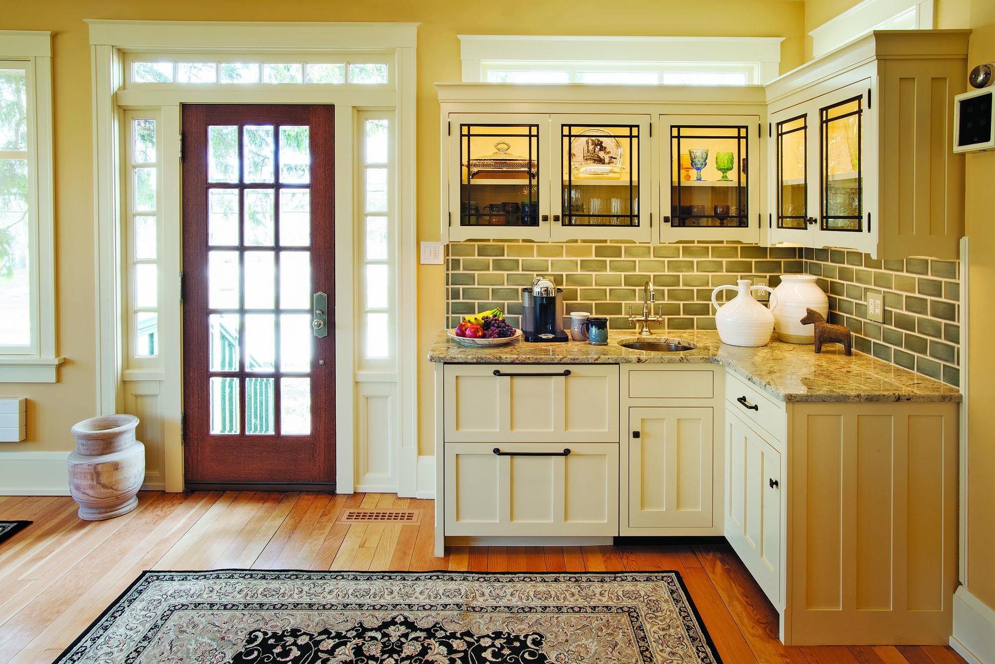 Craftsman Kitchen Restoration Amp Design For The Vintage