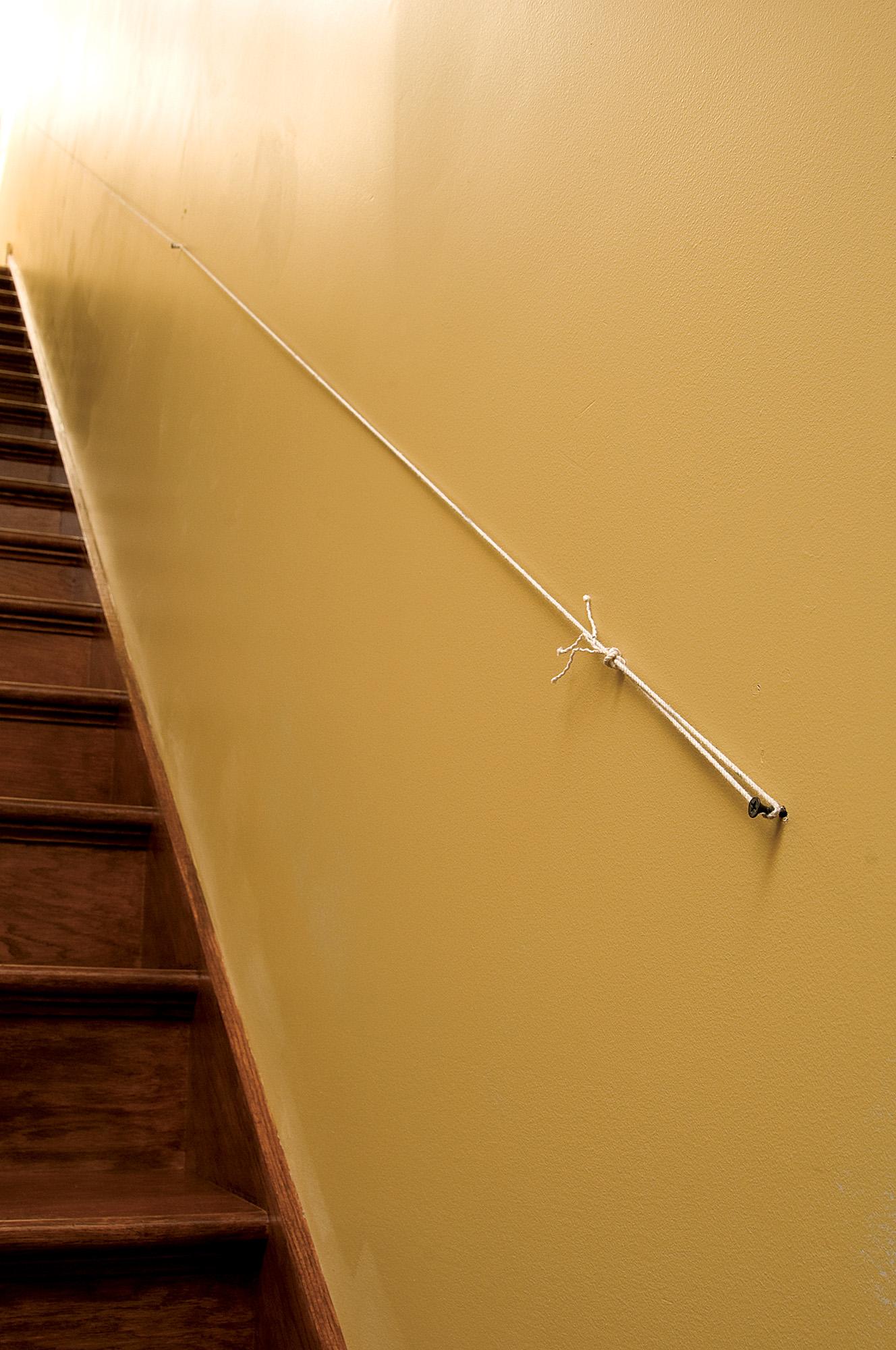 stair rail fix