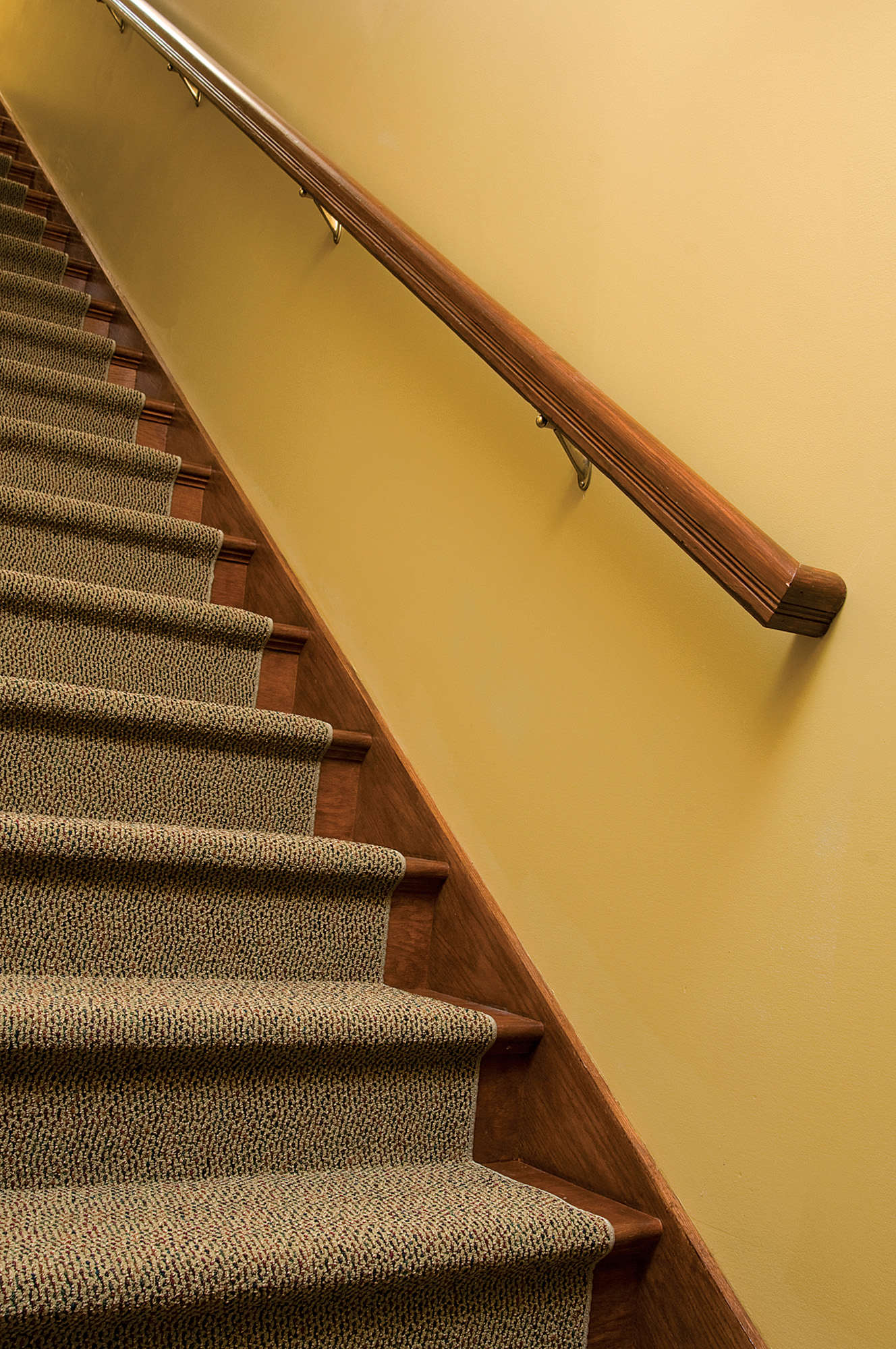 How To Hang a Stair Rail - Restoration & Design for the ...