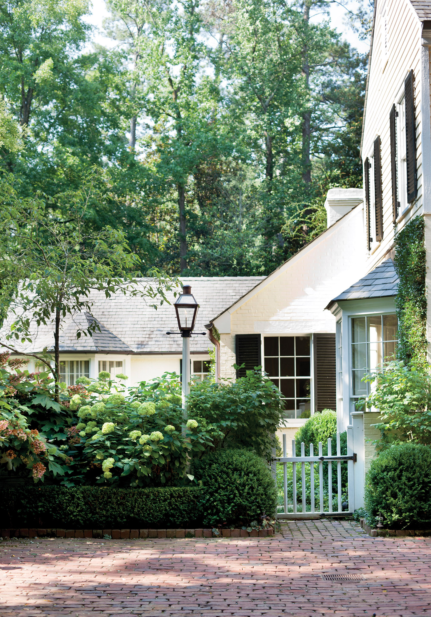 restored Philip Trammell Shutze house