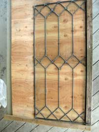 How To Repair Leaded Glass Old House Journal Magazine