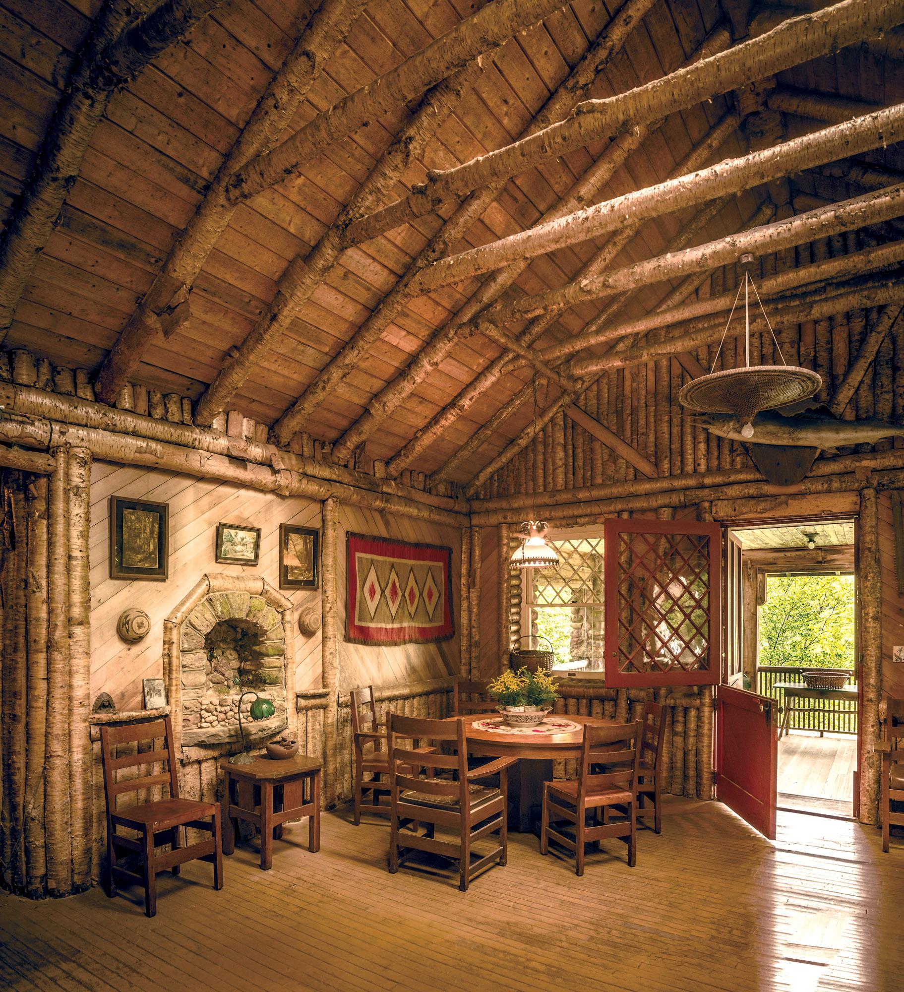 Casa Mañana: Castle Camp in the Woods