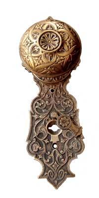 knob-and-escutcheon