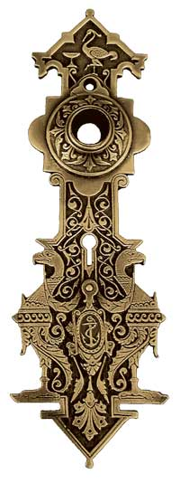 reproduction door hardware