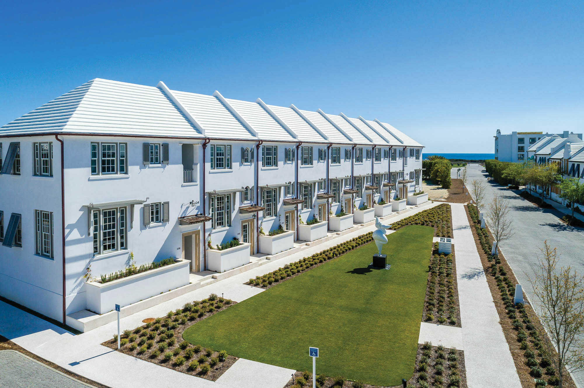Caliza Courts in Alys Beach