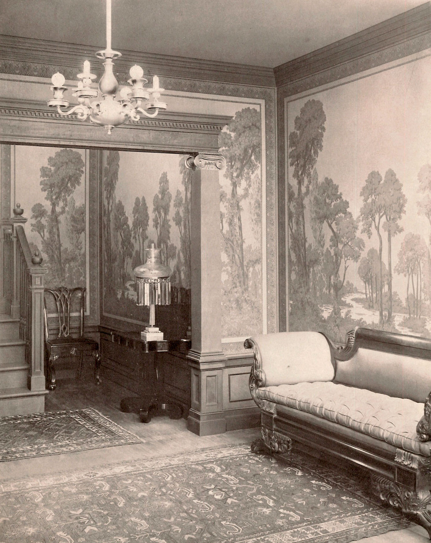 1908 Birge Tree Mural_gn