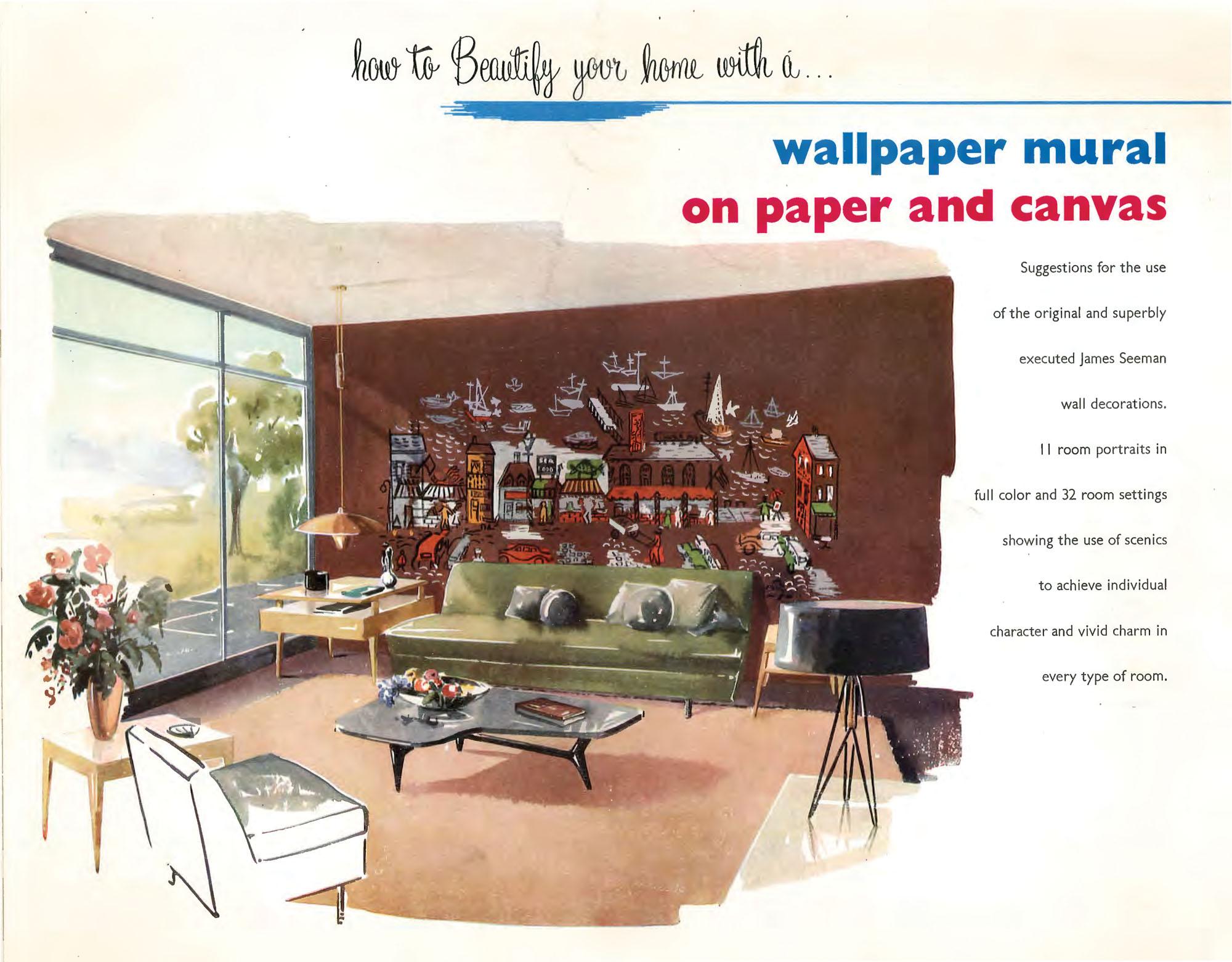 1960s James Seeman Mural Savage_gn
