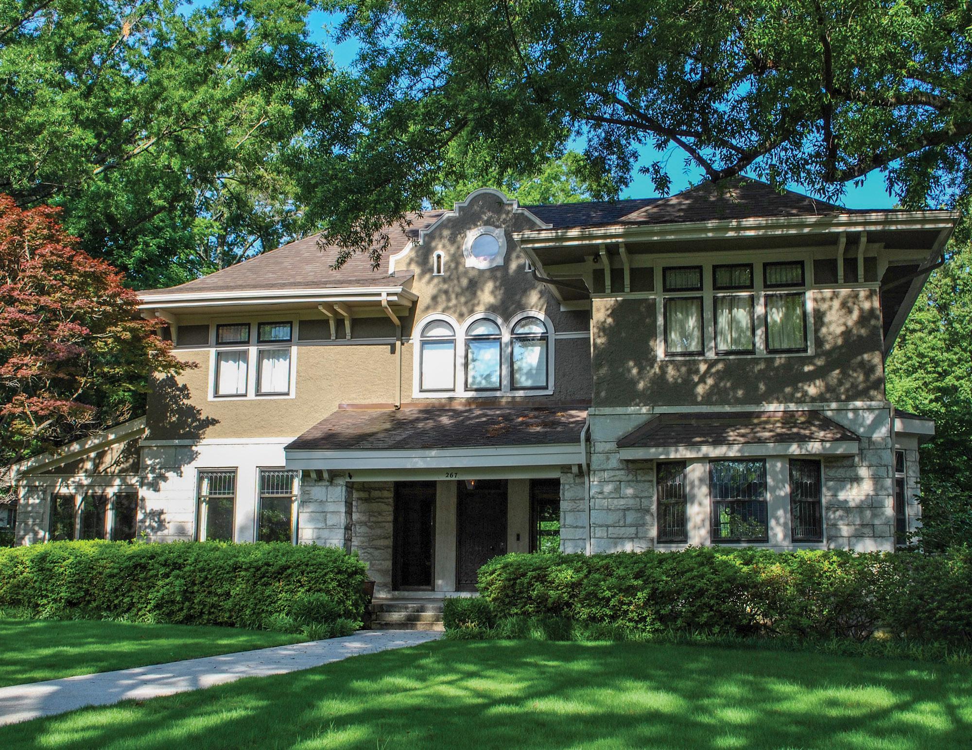 1909 Mission Revival Boyle House