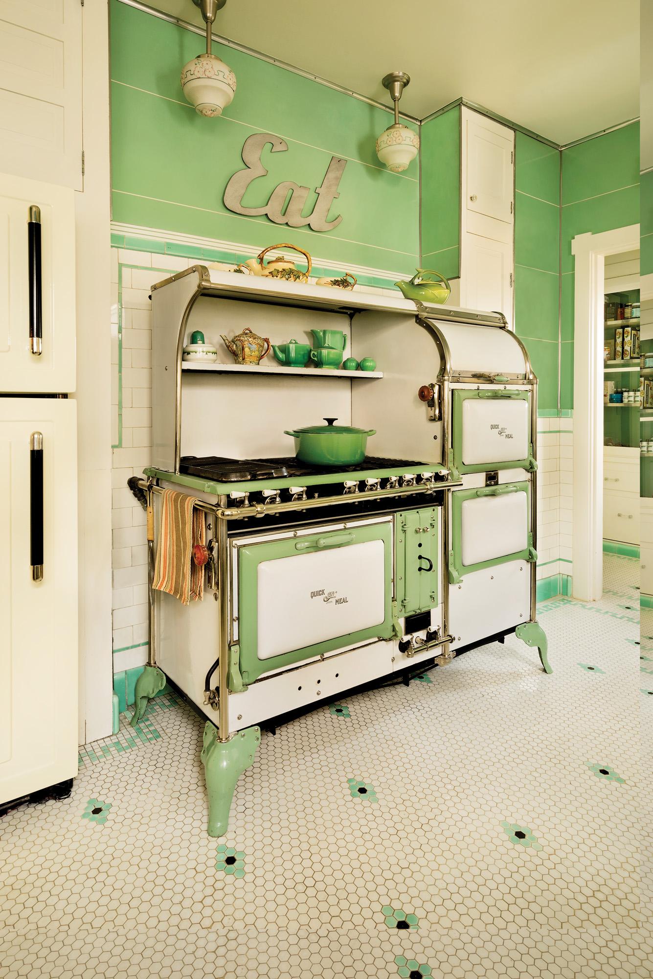 1930s stove