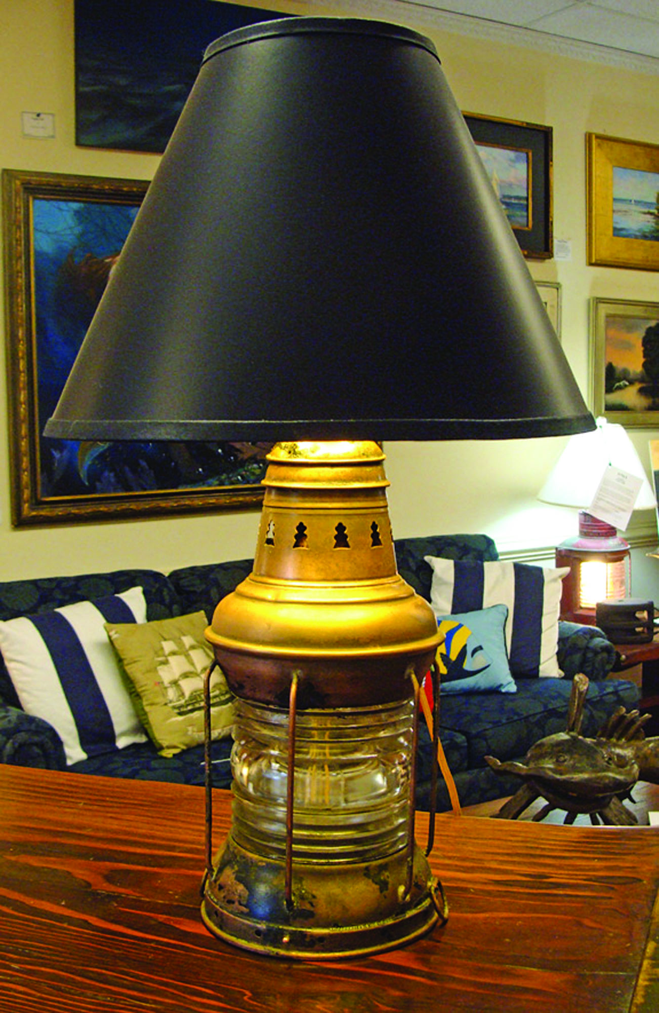 Nautical Lights Ahoy - Old House Journal Magazine