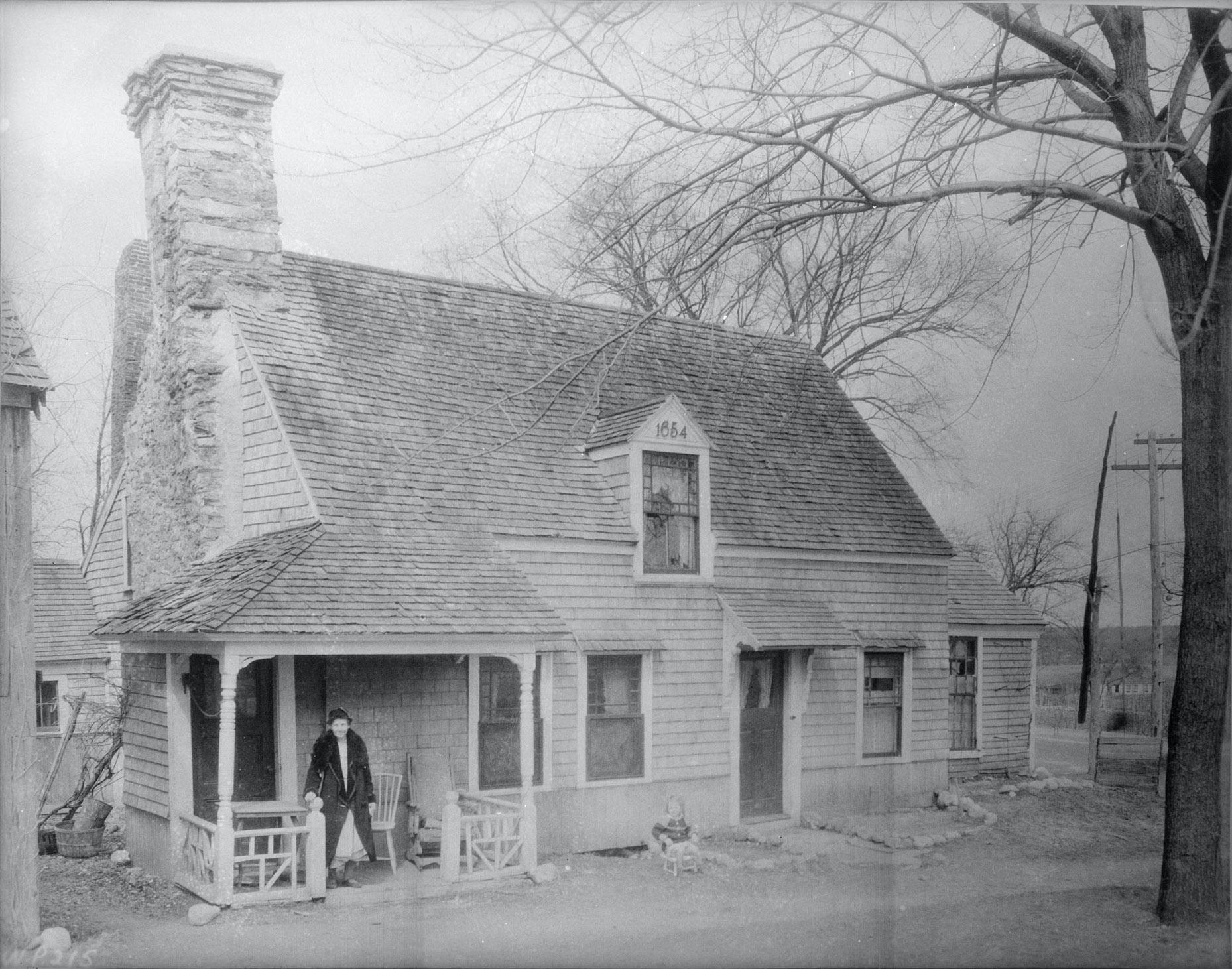 home restored in 1941