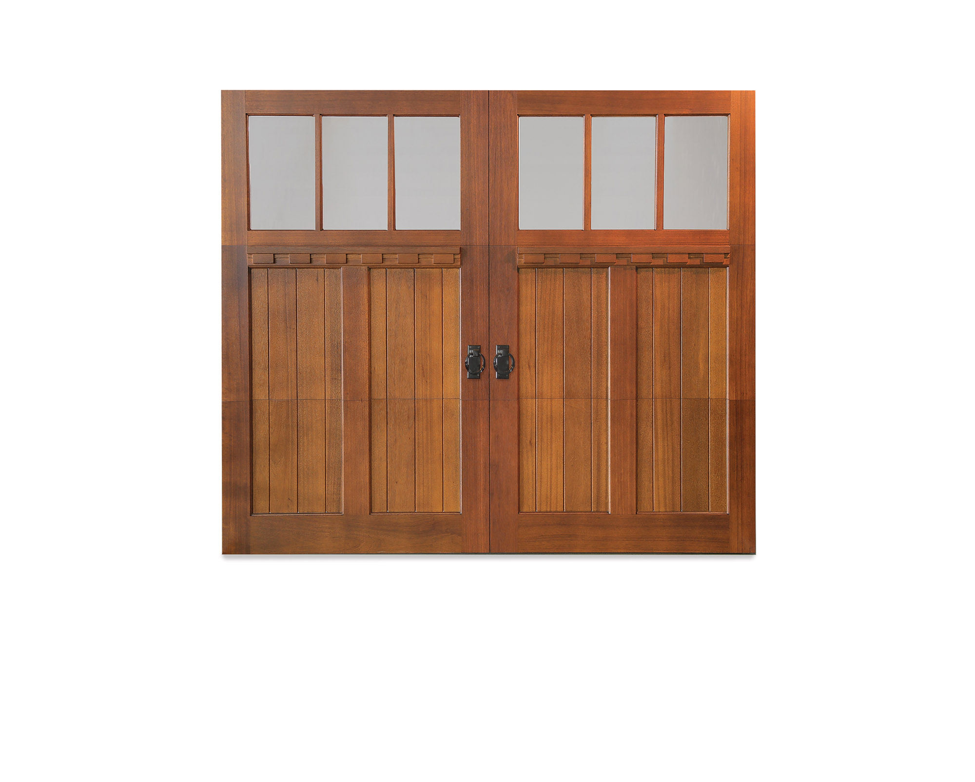 Clopay custom wood door