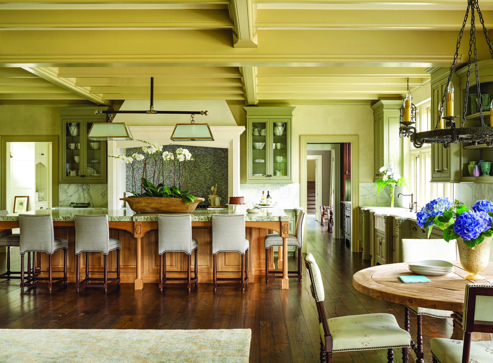 Tudor Style New Old House