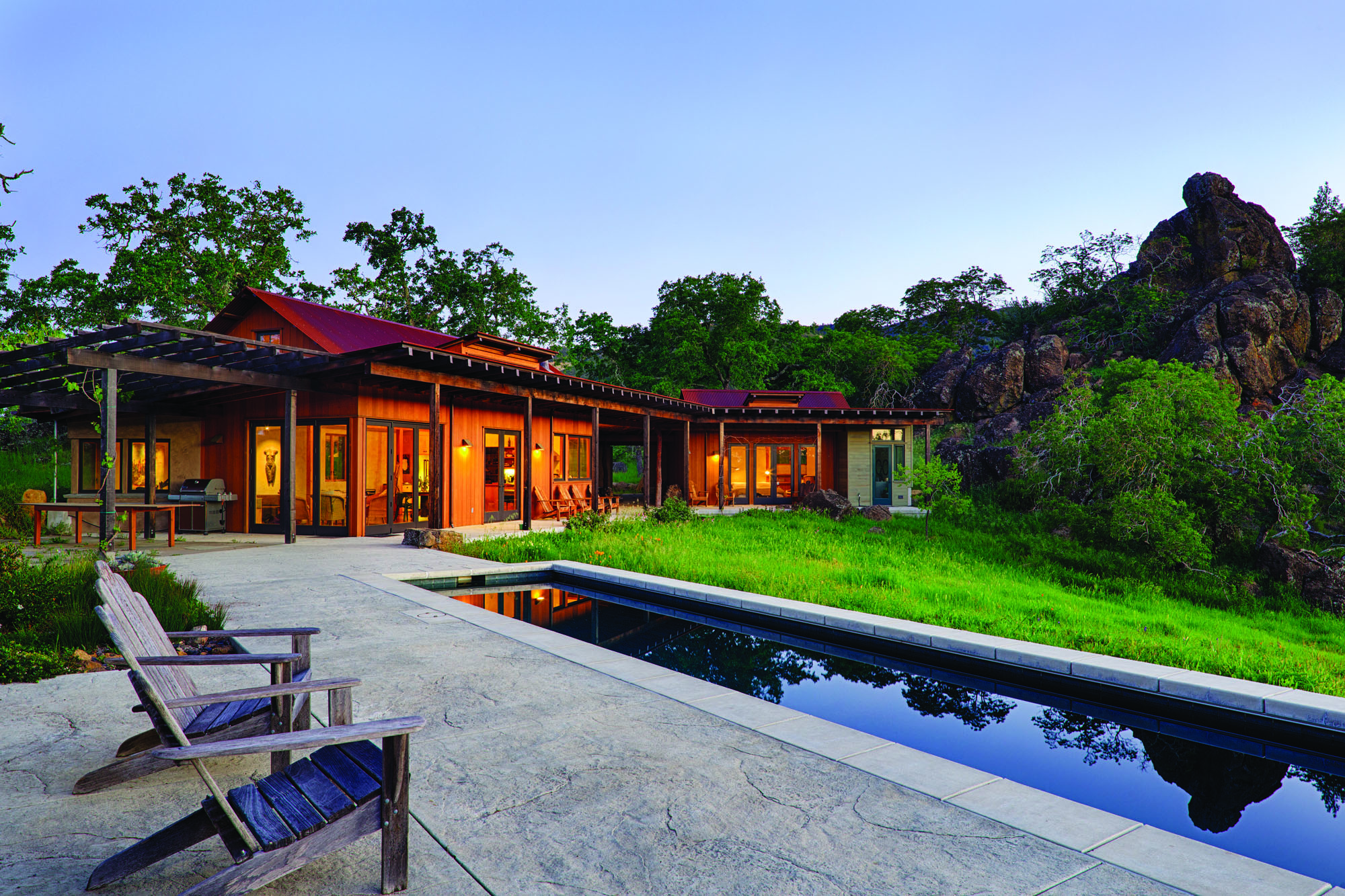 Sustainable, Eco-friendly Ranch
