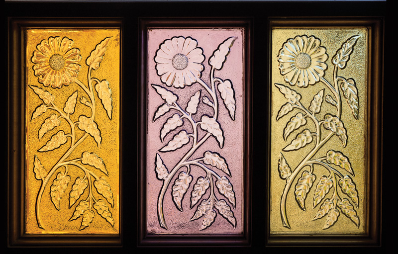 addison glass tiles