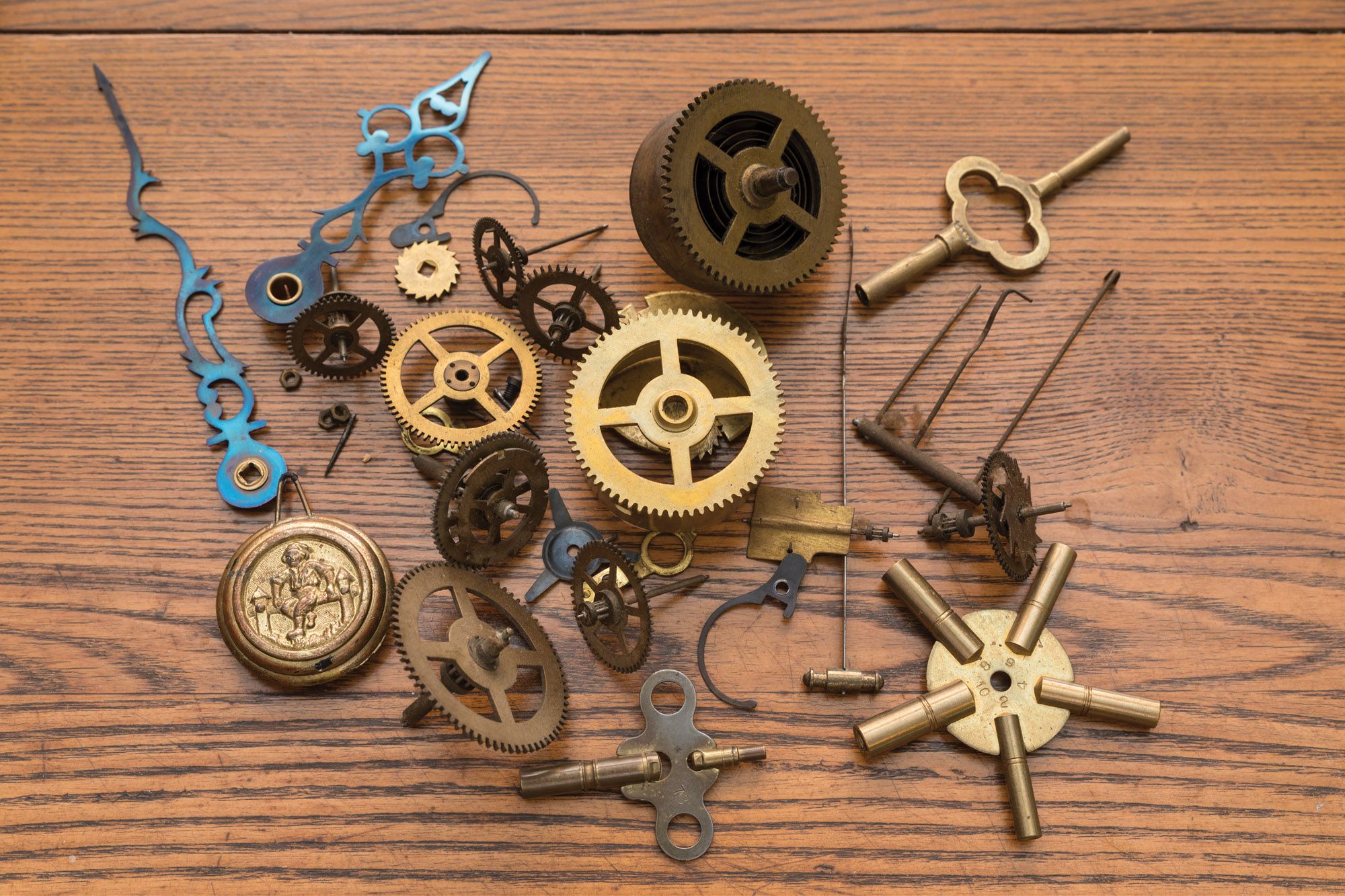 Caring For Your Antique Clock