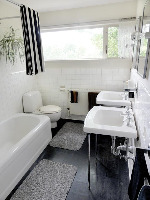 Guide to 20th Century Bathroom Tile Old House Restoration. How Many Bathrooms In White House