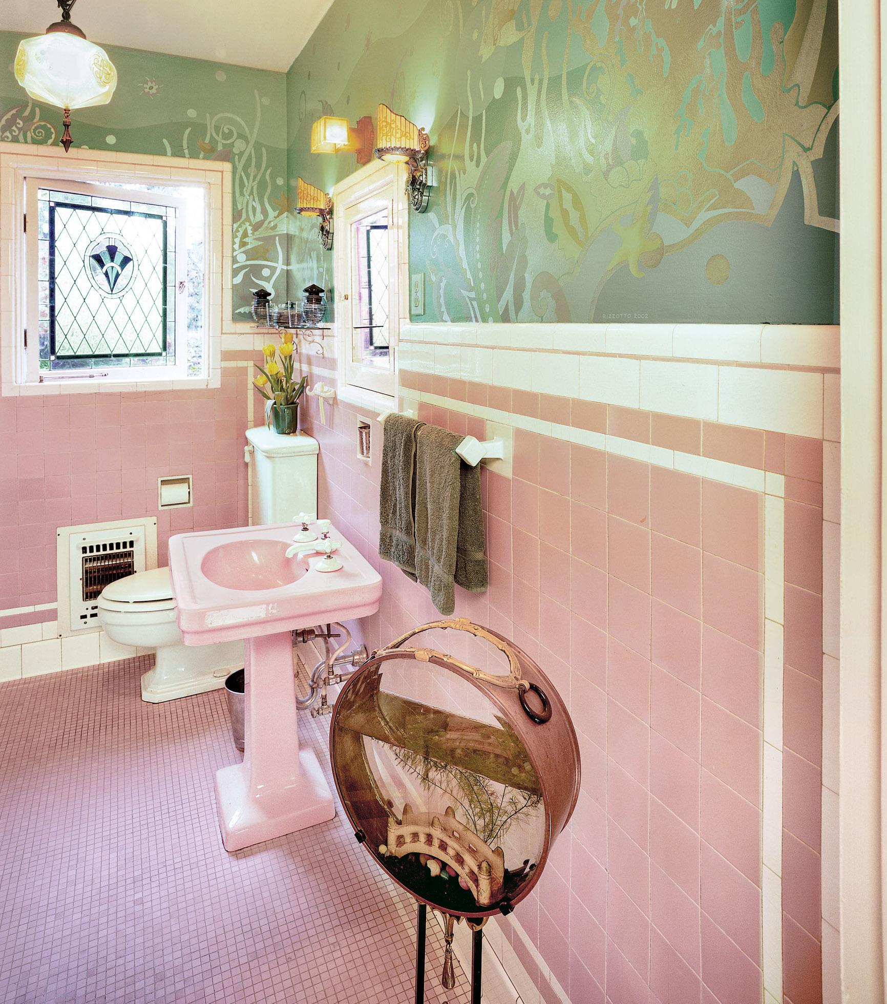 1920s-40s Baths