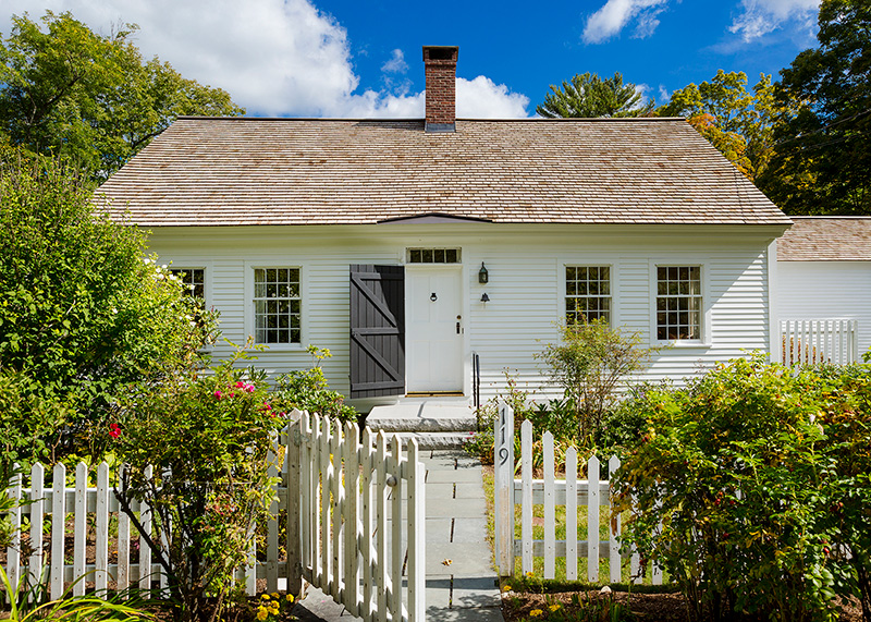 A history of cape cod design old house journal magazine - Cape cod style homes ...