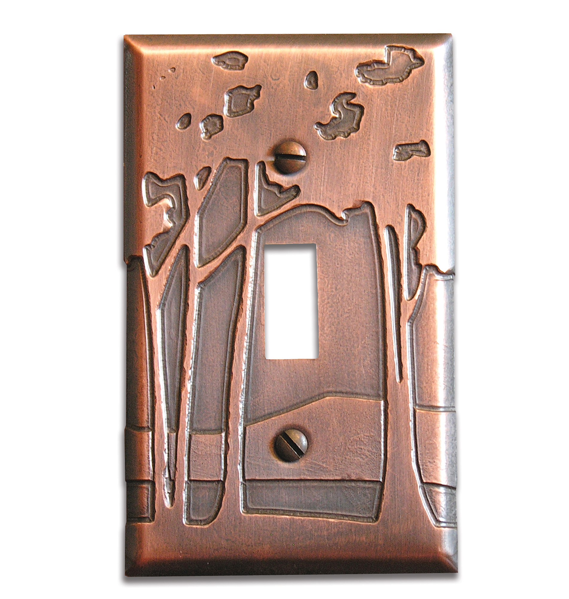 Arts & Crafts Switchplate