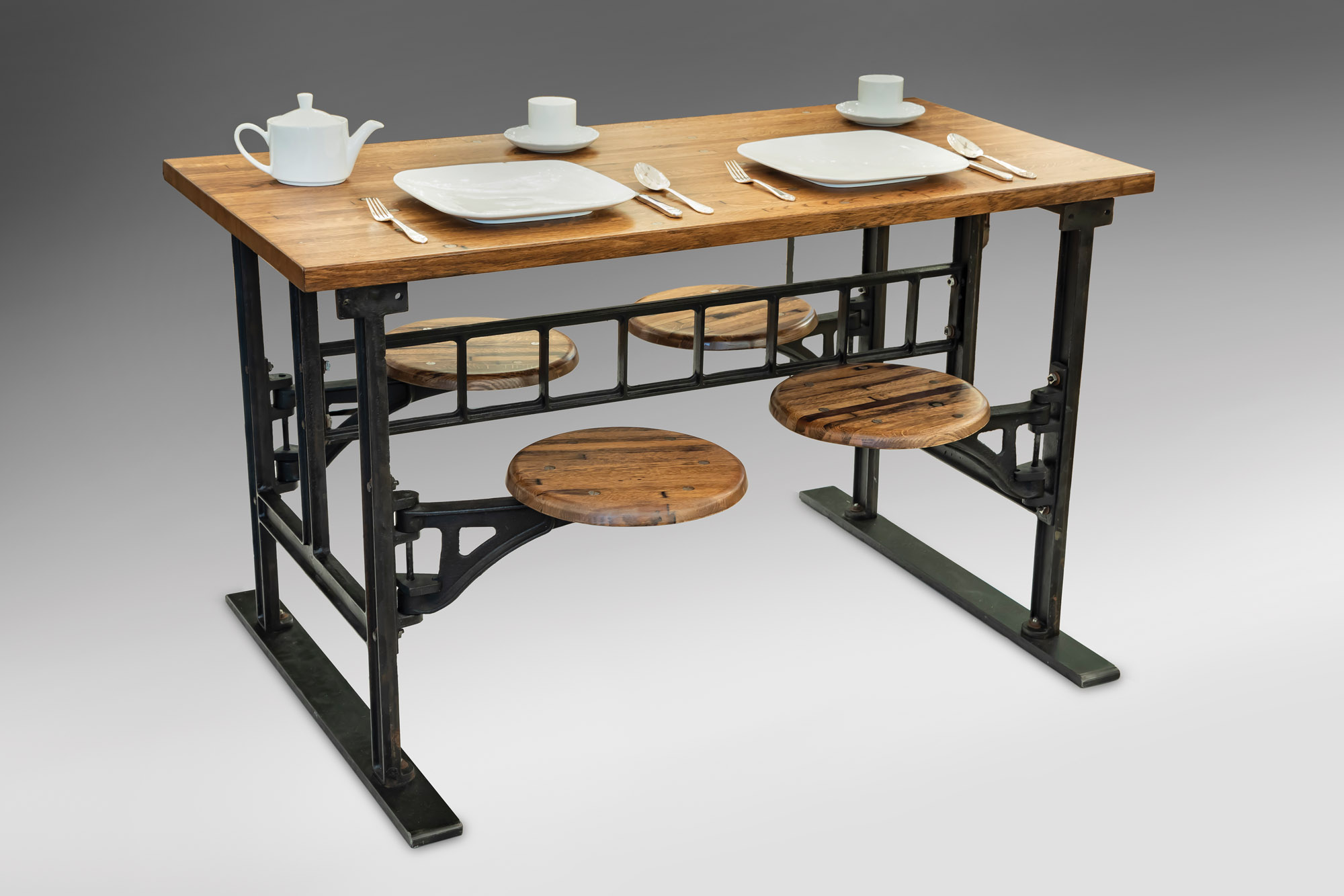 Sani lunchroom table