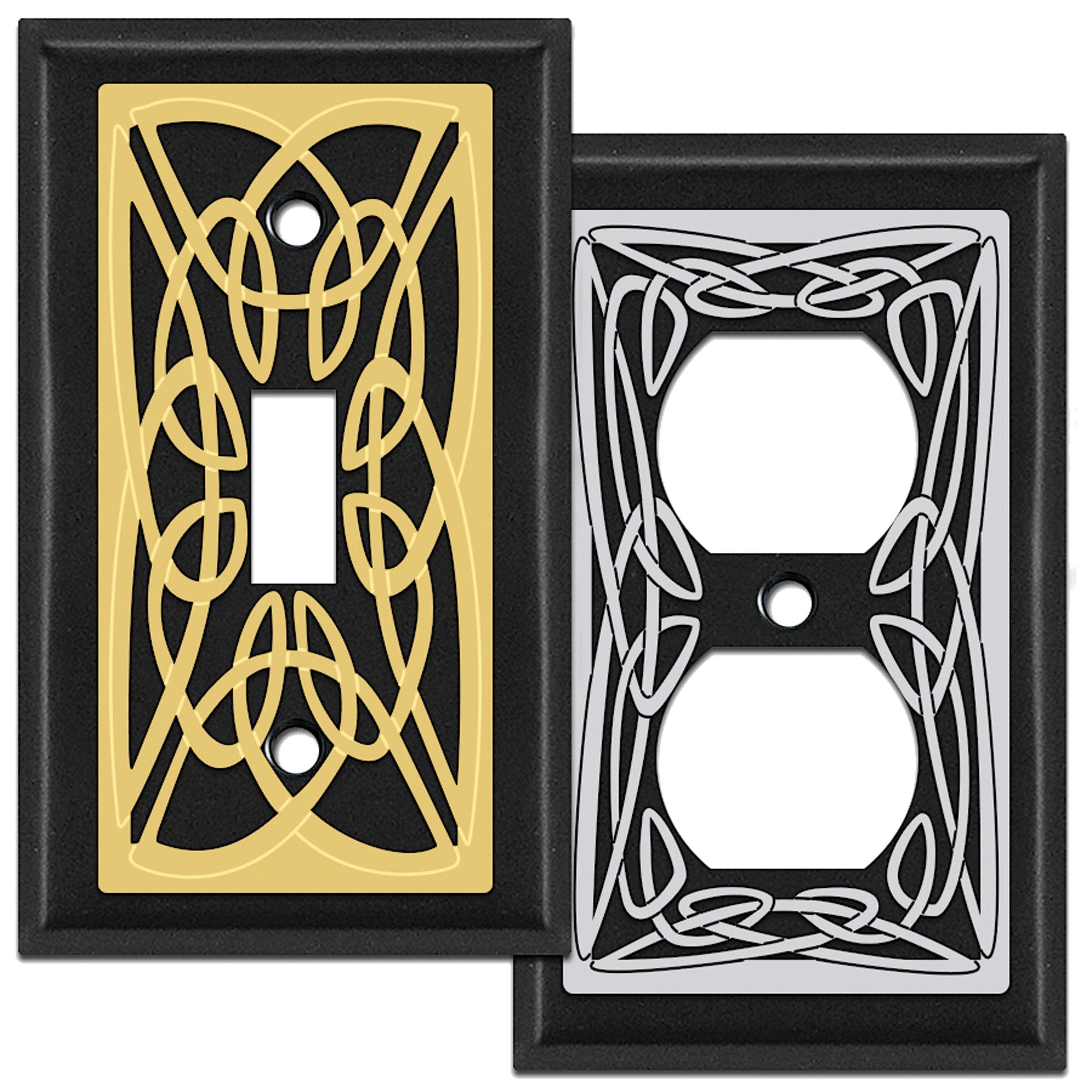 Celtic Knots Switchplate