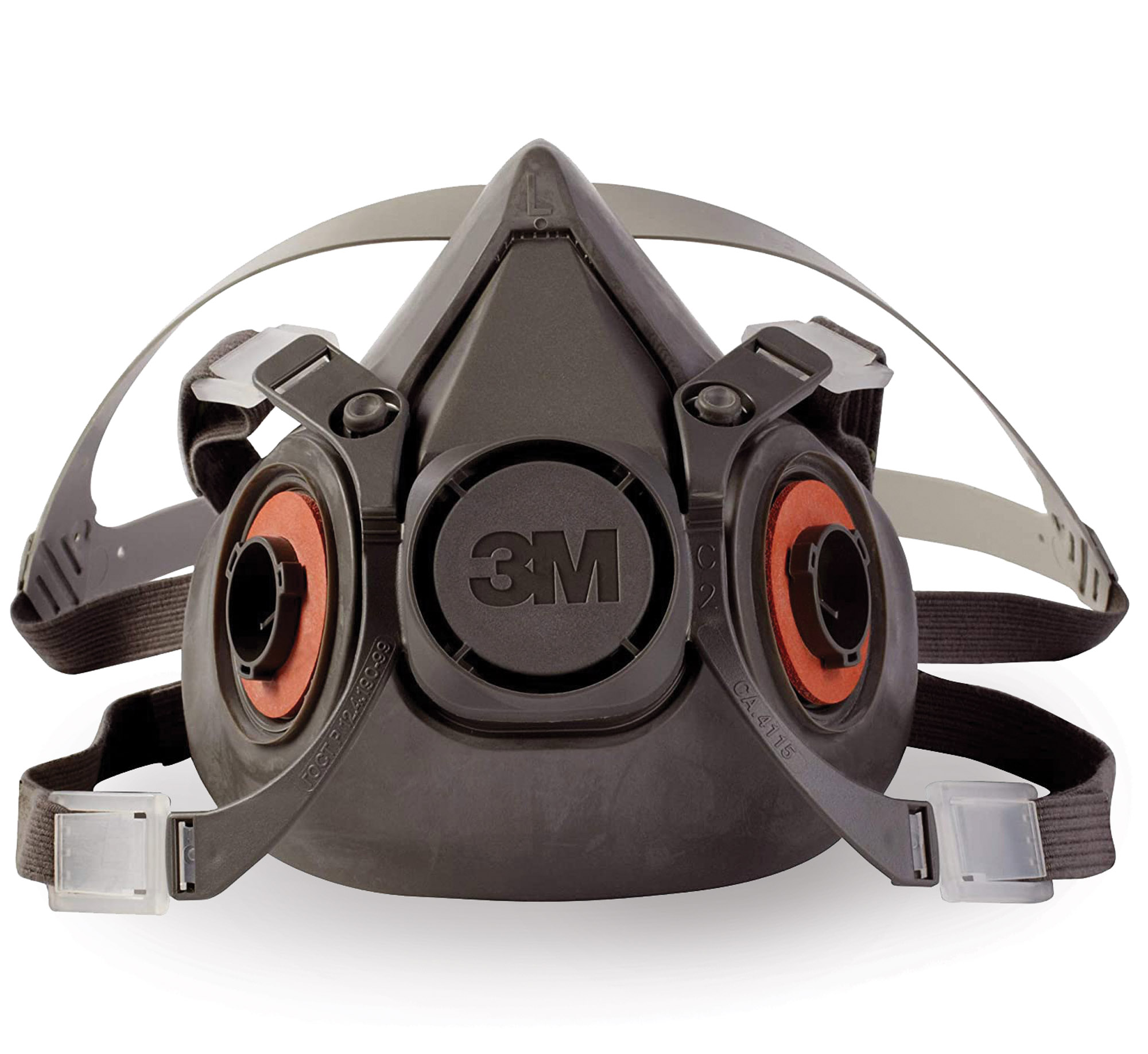Protect your lungs and brain from dust, particulates, and hazardous materials any time you work on the house with the NIOSH-approved, 6300 reusable cartridge respirator. Paired with safety glasses and gloves, a mask is essential restoration equipment. 3M, (888) 364-3577, 3M.com
