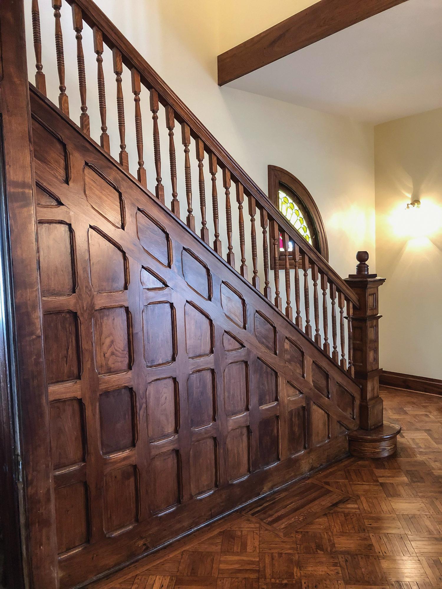 4 stair Hartman House 53_bjk