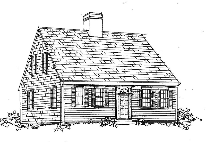 A History of Cape Cod Design - Old House Journal Magazine
