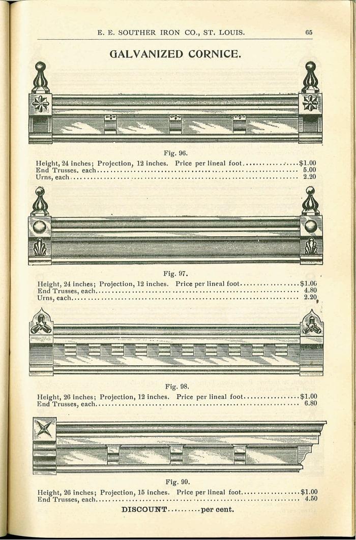 E.E. Souther Iron Co. catalog
