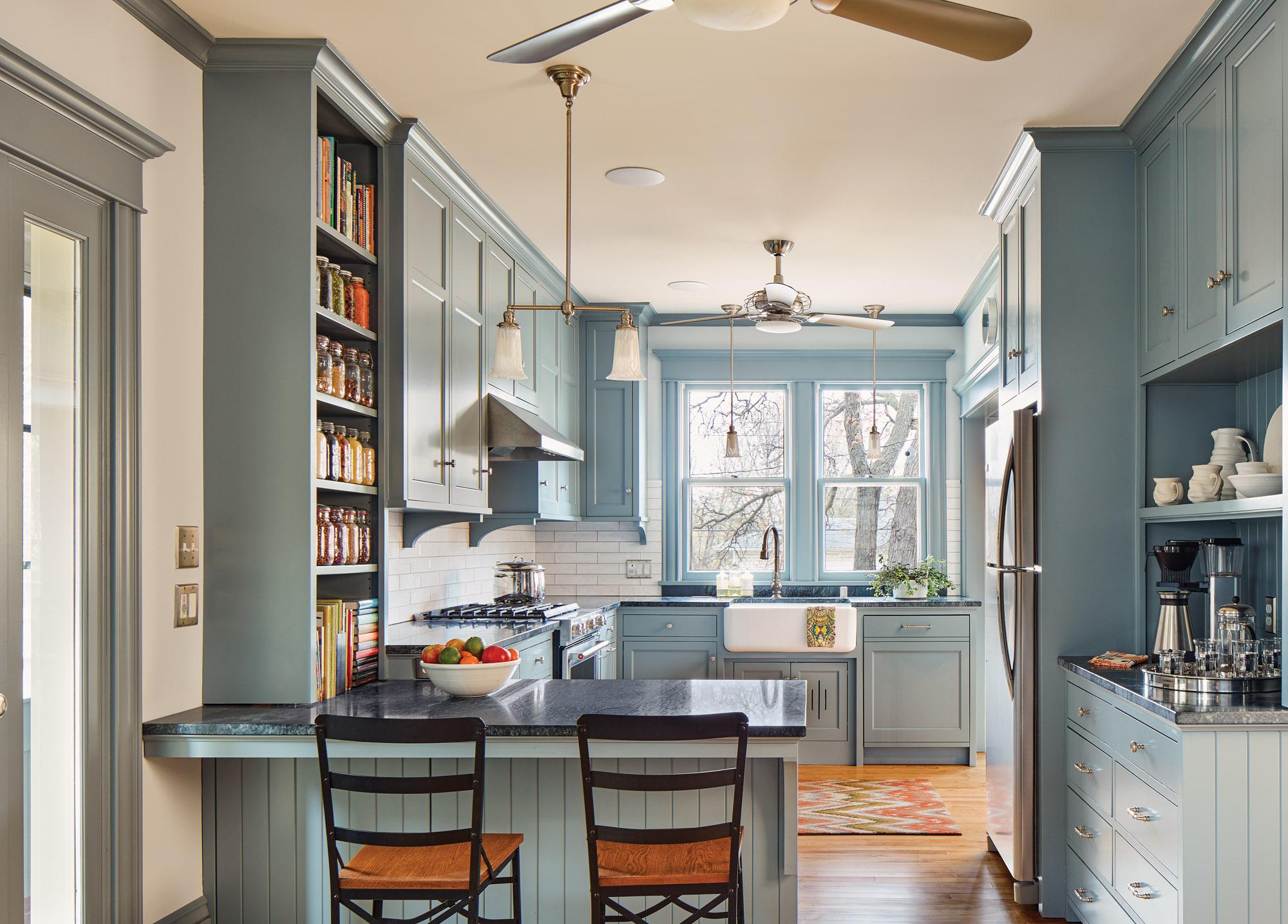 David Heide Design kitchen