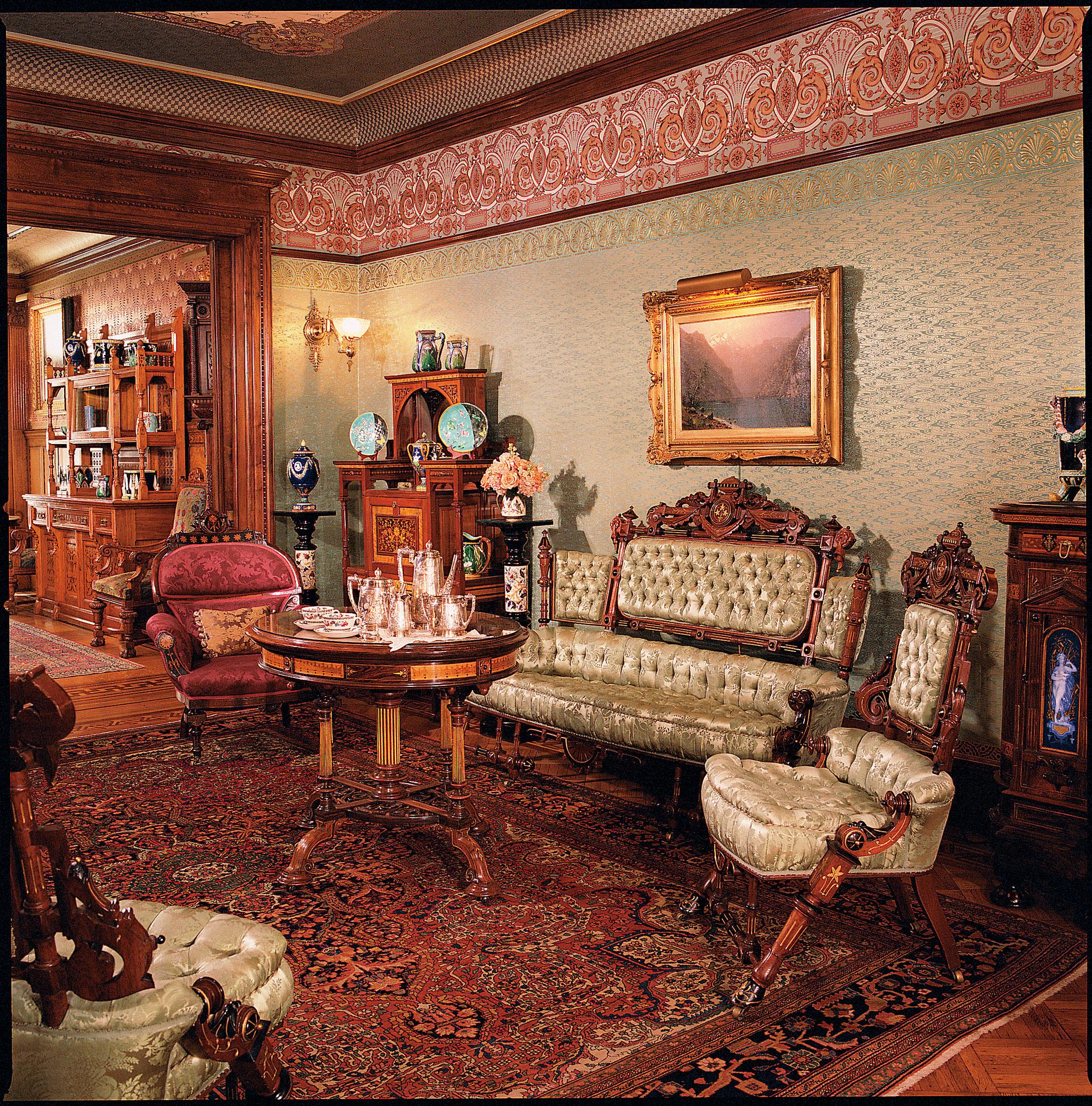 Hunzinger sofa