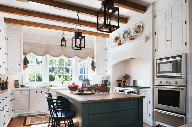 5 Ways to Design a Traditional Kitchen - Restoration & Design for ...